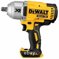 Dewalt DCF899B 20v MAX XR Brushless 1/2 Impact Wrench, Detent (Bare)