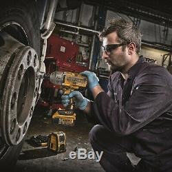 Dewalt DCF899HN 1/2 18v Hog Ring XR High Torque Impact Wrench Bare + Tstak Case