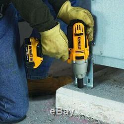 Dewalt DCF899M1 XR 18v High Torque Impact Wrench 1/2 1x 4.0ah Batt Charger Bag