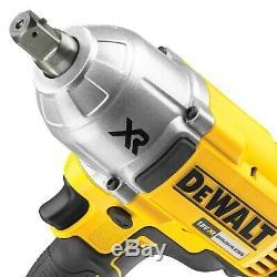Dewalt DCF899N XR High Torque Impact Wrench 18v Li-Ion 1/2+ Tstak Carry Case