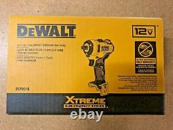 Dewalt DCF901B Brushless 1/2 Impact Wrench Cordless 12V Brand New Tool Only