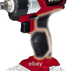 Einhell 18 Li BL Solo Power X-Change Cordless Impact Wrench Brushless Motor