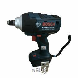 GDS18V-EC BOSCH 300ABR 18V CORDLESS 1/2 snap on IMPACT WRENCH Brushless Car tire