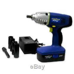 Goodyear 24V Cordless Impact Wrench 33610Y