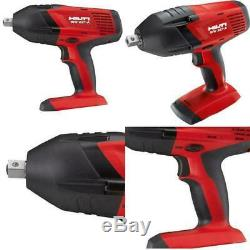 Hilti 22-Volt Lithium-Ion Cordless 1/2 in. Impact Wrench SIW 22T-A TOOL ONLY