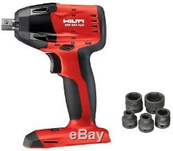 Hilti SIW 6AT-A22 22-Volt Cordless Brushless Impact Wrench with 1/2 in. Ball 6