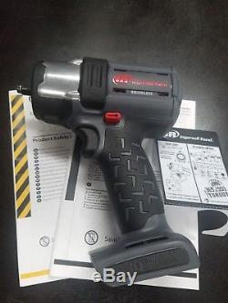 INGERSOLL-RAND W5132 Cordless Impact Wrench, 3/8Drive, 20V Volt Bare Tool New