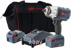 Ingersoll Rand 1/2 20V Cordless Impact, 2 Battery Kit, W7152-K22, Battery Kit