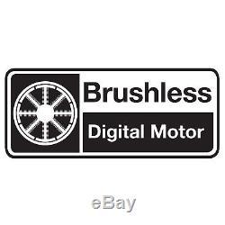 Kielder 18v 1/2 Inch 700Nm Cordless Brushless Impact Wrench 1 x 4.0Ah Li-Ion