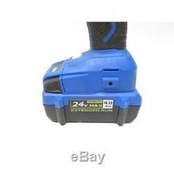 Kobalt KIW5024B03 24-Volt Max-Volt 1/2-in Drive Cordless Impact Wrench