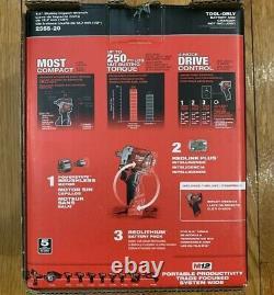 M12 Fuel Stubby 1/2 Impact Wrench Milwaukee 2555-20 Brushless Cordless Tool New