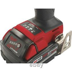 M18 Milwaukee FUEL 2854-20 3/8 Brushless Cordless Impact Wrench Volt NEW IN BOX
