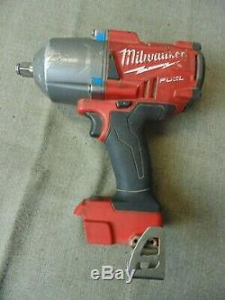 MILWAUKEE 2767-20 18V 1/2'' CORDLESS IMPACT WRENCH WithONE BATTERY (11550-2 4C)