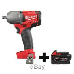 MILWAUKEE 2861-20, 48-11-1850 Cordless Impact Wrenches, 1/2 Drive