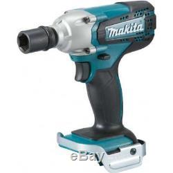 Makita 18v 1/2 Impact Wrench DTW190Z Cordless Impact Gun 190nm Body Only