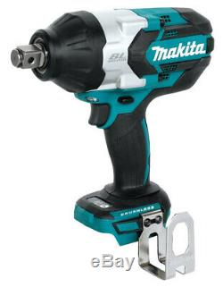 Makita Brushless Impact Wrench Cordless 1/2Dr 18v Li-Ion DTW1002Z TOOL ONLY