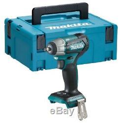 Makita DTW180RMJ 18v Cordless LXT 3/8 Impact Wrench Mechanics Tool 2 x 4.0ah