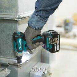 Makita DTW181Z 18v LXT 1/2 Impact Wrench Brushless Cordless Sub Compact Bare