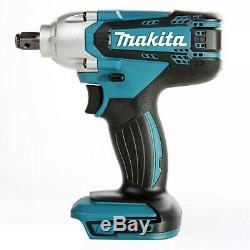 Makita DTW190RX2 18v Cordless LXT 1/2 Scaffolders Impact Wrench Kit + 2 x 3.0ah