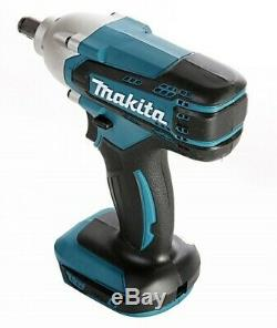 Makita DTW190RX2 18v Cordless LXT 1/2 Scaffolders Impact Wrench Kit + 2 x 3.0ah