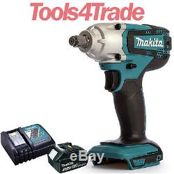 Makita DTW190Z 18V LXT Cordless Impact Wrench With 1 x 3.0Ah Battery & Charger