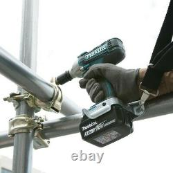 Makita DTW190Z 18v Cordless 1/2 Impact Scaffolding Wrench Bare +Makpac Inlay