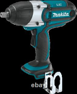 Makita XWT04Z 18V LXT 1/2 inch Cordless Impact Wrench Brand New Tool Only