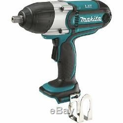 Makita XWT04Z 18-Volt 1/2-Inch Lithium-Ion High Torque Impact Wrench, - Bare Tool