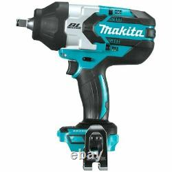 Makita XWT08XVZ 18-Volt 1/2-Inch Brushless High Torque Impact Wrench Bare Tool