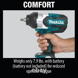 Makita XWT08Z Brushless High Torque 18v Cordless 1/2 Impact Wrench SEE VIDEO