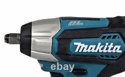 Makita XWT12Z 18V LXT Li-Ion Brushless Cordless 3/8 Sq. Drive Impact Wrench