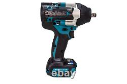 Makita XWT17Z 18V Brushless Cordless 4-Speed Mid-Torque 1/2 in. Impact Wrench
