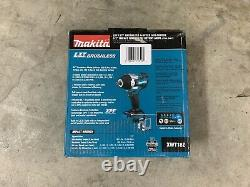Makita XWT18Z 18V LXT Li-Ion Cordless 4-Speed Mid-Torque 1/2 Impact Wrench NEW