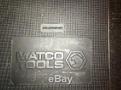 Matco Cordless 1/2 Impact Wrench