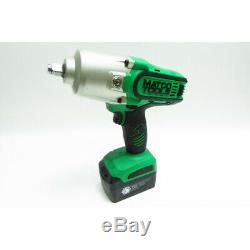 Matco Tools Cordless MCL2012HPIW Green Drill Impact Wrench