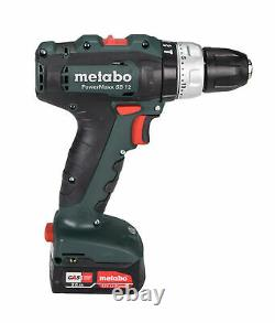 Metabo-HPT 685167520 12V Compact Hammer Drill and Impact Driver Combo Kit