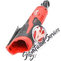 Milwaukee 2457-20 M12 12V 3/8 12-Volt Cordless Lithium-Ion Ratchet Tool Only