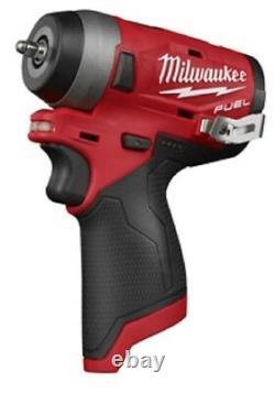 Milwaukee 2552-20 M12 FUEL 12V Brushless 1/4 Cordless Impact Driver Bare Tool