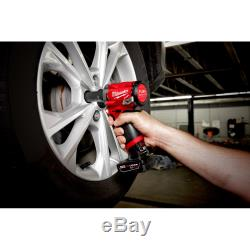 Milwaukee 2554-22 M12 FUEL 3/8 in. Impact Wrench Kit New + $20 eBay Gift Card