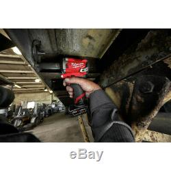 Milwaukee 2555-22 M12 FUEL 1/2 in. Impact Wrench Kit New + $20 eBay Gift Card