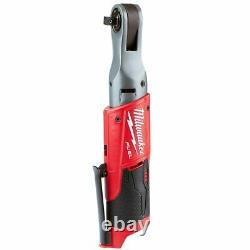 Milwaukee 2557-20 M12 FUEL 12V 3/8-Inch 55-Ft-Lbs. Cordless Ratchet Bare Tool