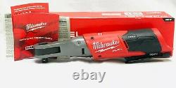 Milwaukee 2557-20 M12 FUEL 3/8 Brushless Cordless Ratchet Bare Tool