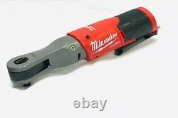 Milwaukee 2557-20 M12 FUEL 3/8 Brushless Cordless Ratchet Bare Tool