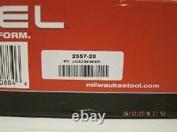 Milwaukee 2557-20 M12 FUEL LITH-Ion Cordless 3/8 Ratchet(BARE TOOL)NISB F/P-SHP