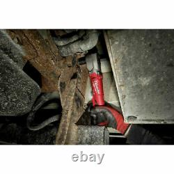 Milwaukee 2565-20 M12 FUEL 1/2 Right Angle Impact Wrench withFriction Ring