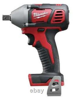 Milwaukee 2659-20 M18 1/2 Impact Wrench WithPin Detent