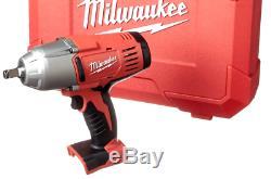 Milwaukee, 2663-20, Cordless Impact Wrench, 450 ft. Lb