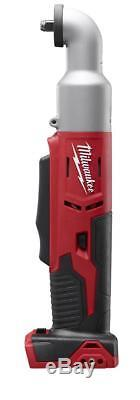 Milwaukee 2668-20 M18 18V Cordless 2-Speed 3/8 Right Angle Impact Wrench Bare