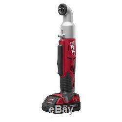 Milwaukee 2668-21CT M18 18 Volt Cordless 3/8 Drive Right Angle Impact Wrench