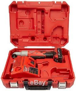 Milwaukee 2668-21CT M18 Cordless 3/8 Right Angle Impact Wrench Kit